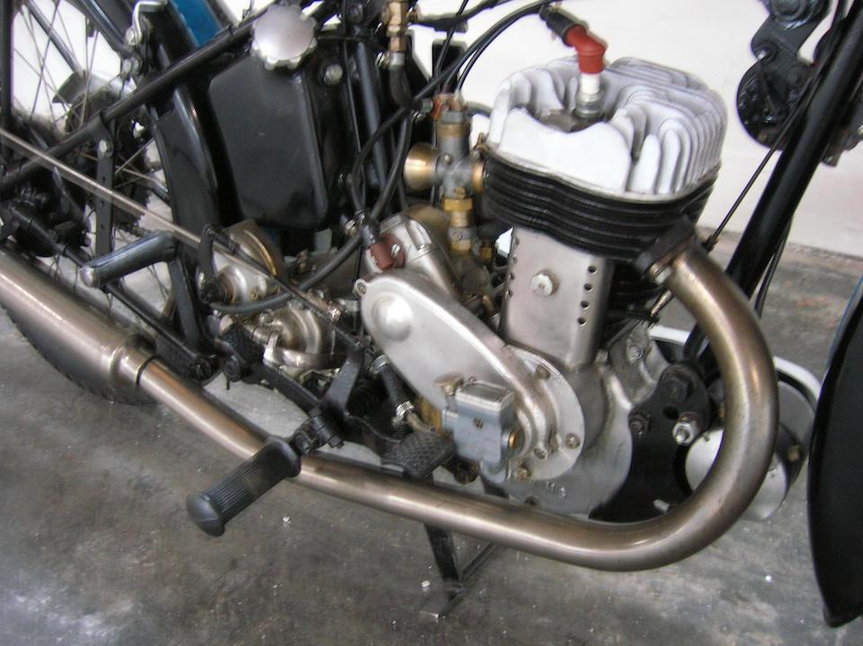 1935 Koehler-Escoffier 350cc KLS4