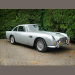 ASTON MARTIN DB5 Vantage - 1965 coupé Touring