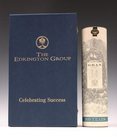 Oban Bicentenary-14 year old  The Edrington Group