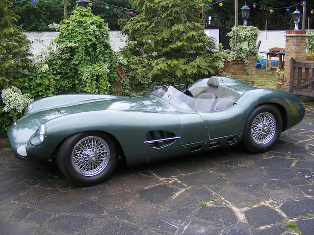 Aston Martin DBR2 Re-creation   Chassis no. LB290/76 Engine no. 400/4887/SVC