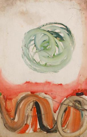 Siramdasu Venkata  Rama Rao (British, born 1936) Untitled