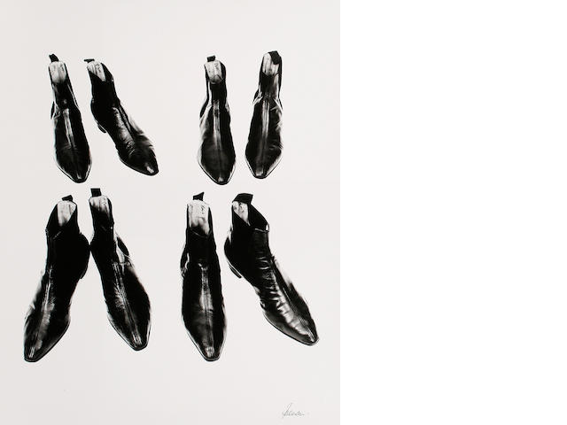 Robert Freeman (British, born 1936), 'Beatles Boots'
