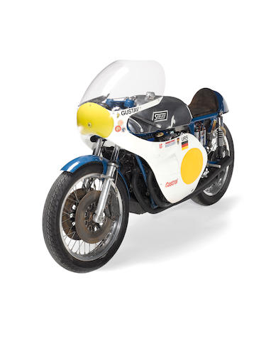 c.1967 Seeley URS Racing Motorcycle,