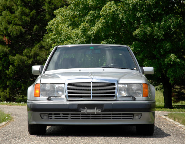 One owner from new,1991 Mercedes-Benz 500E  Chassis no. WDB1240361B648605
