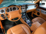 Ex-Geneva Salon, special pre-production 'Works' ,1996 Bentley Continental T  Chassis no. SCBCZB20COTCX53136