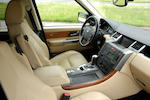 One owner from new,2006 Range Rover Sport TDV6 HSE  Chassis no. SALLSAA146A938066