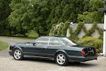 Ex-Geneva Salon, special pre-production 'Works',1996 Bentley Continental T  Chassis no. SCBCZB20COTCX53136