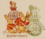 'Bunnykins' bowl