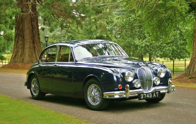 1960 Jaguar MkII 3.4,