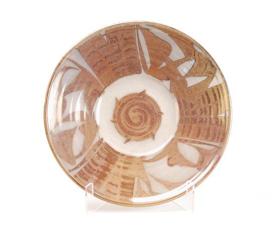 An Alan Ciager Smith large bowl
