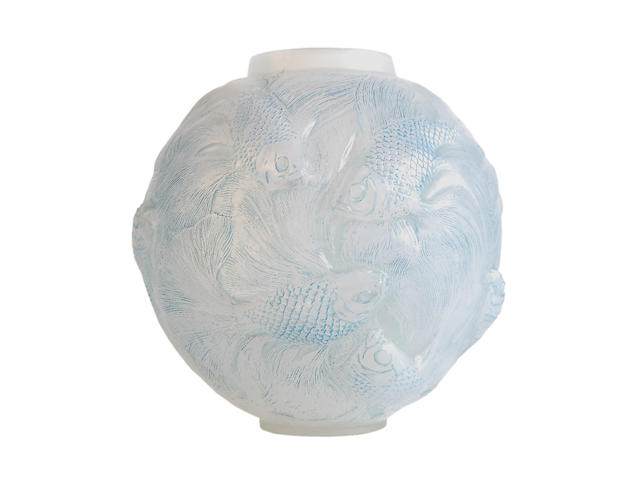 Lalique formose vase
