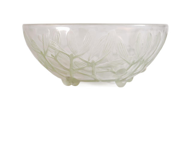 Lalique Gui No. 2 bowl