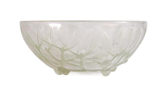 Lalique Gui No. 2 bowl