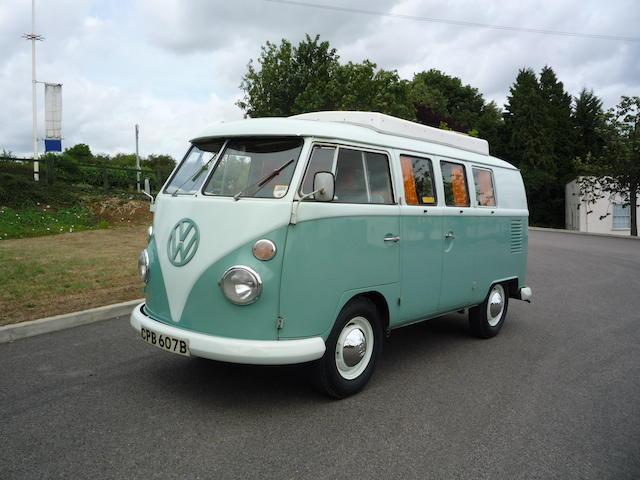 1964 Volkswagen Split Screen Camper,