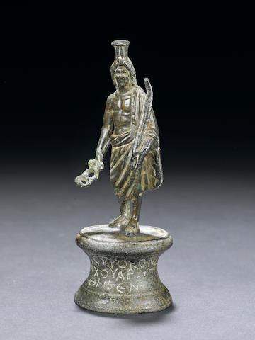 A Roman bronze Hermanubis