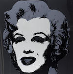 After Andy Warhol (American, 1928-1987) Marilyn Monroe, the complete portfolio of ten screenprints