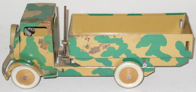 Burnett Ubilda Army lorry
