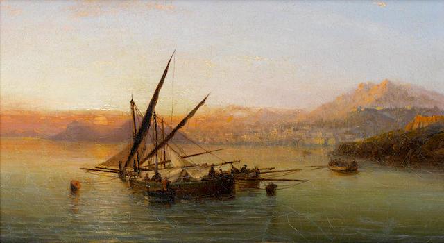 Isaac Walter Jenner (British, 1836-1902) Corfu