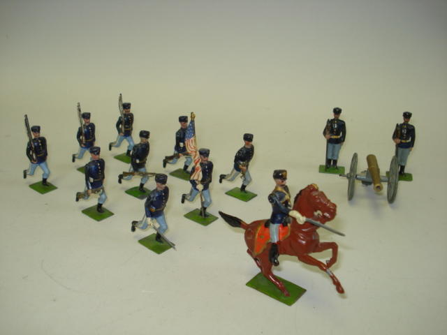 Britains RARE set 149, AMERICAN SOLDIERS 13