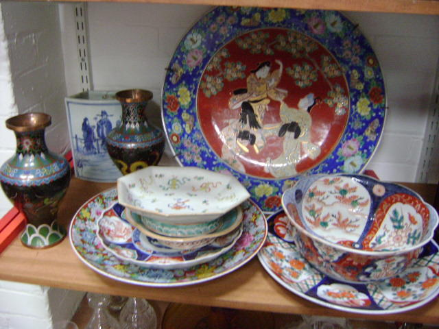 Oriental Ceramics,
