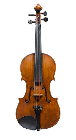 A Neapolitan Violin by Raphael and Antonio Gagliano, circa 1800 (2)