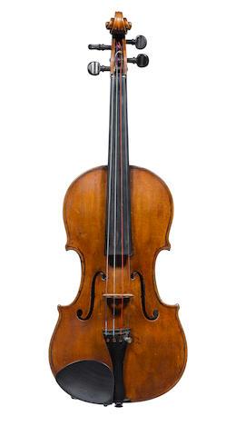 A Neapolitan Violin by Raphael and Antonio Gagliano, circa 1800 (2)