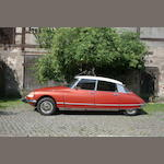 CITROEN PALLAS DS 23 1975,