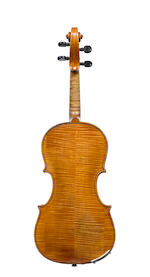 Violin att. to Marchi . violin case , bow prager