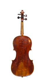 An English Viola,  attributed to Royal Forster, London, circa 1800 (5)