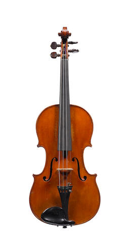 A French Violin by Ch.J.B.Collin-Mezin, 1929 (2)