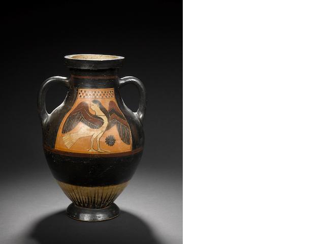 Corinthian Belly Amphora