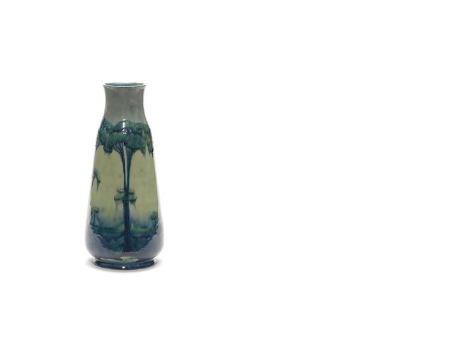 William Moorcroft for Liberty & Co.  'Hazledene' a good large early Vase, circa 1904