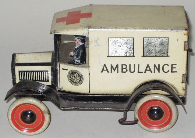 Wells c/w Ambulance