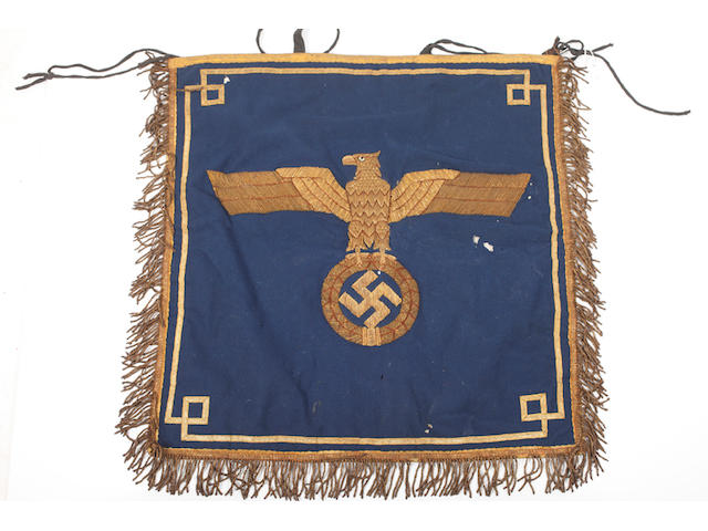 A Third Reich Trumpet Banner