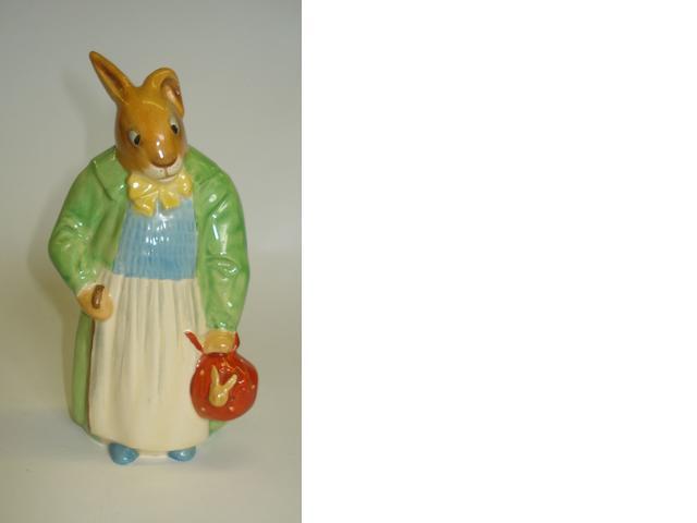 A Royal Doulton rare Bunnykin figure Circa 1940