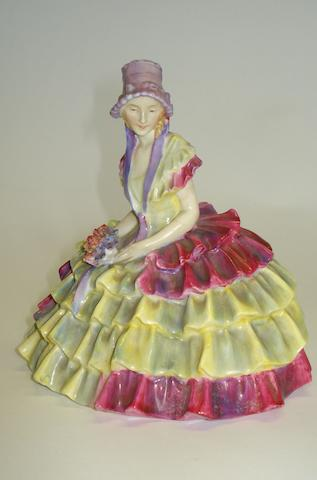 Figurines A Royal Doulton figure