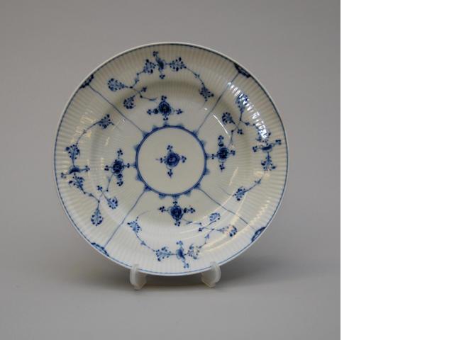 A Royal Copenhagen plate
