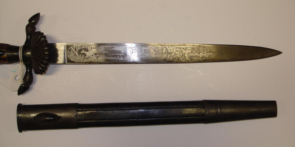 A German Hunting Dagger