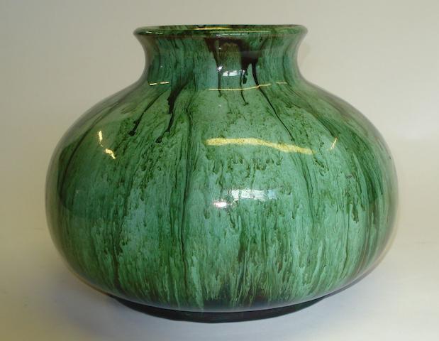 A Christopher Dresser vase  Circa 1890