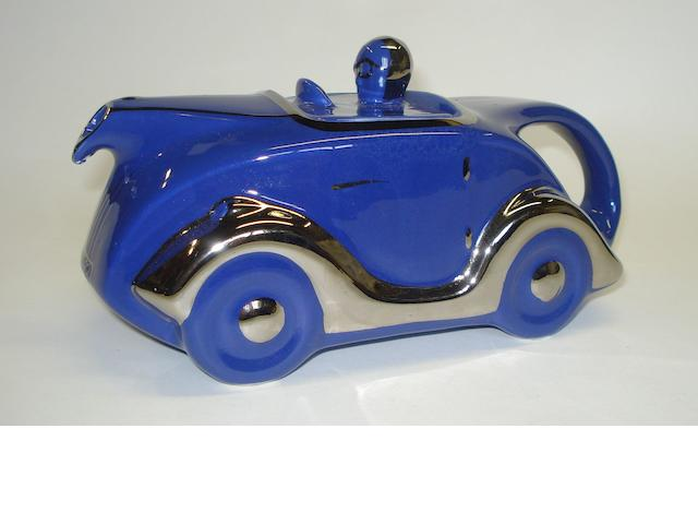 A Sadler novelty car teapot Circa 1930