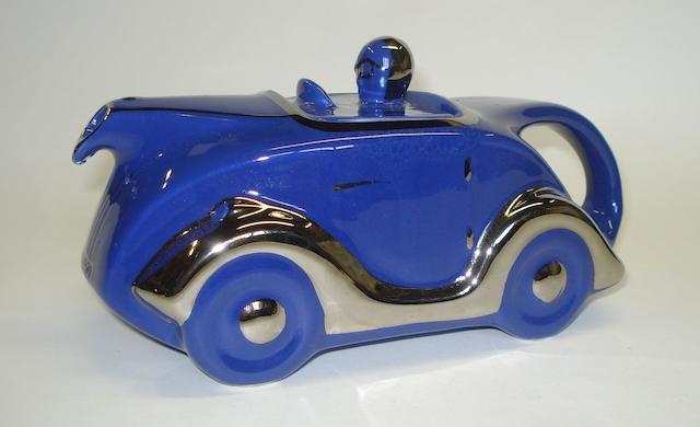 A Sadler novelty car teapot Circa 1930