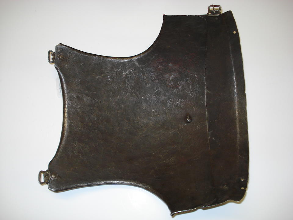 A 16th Century Breast Plate
