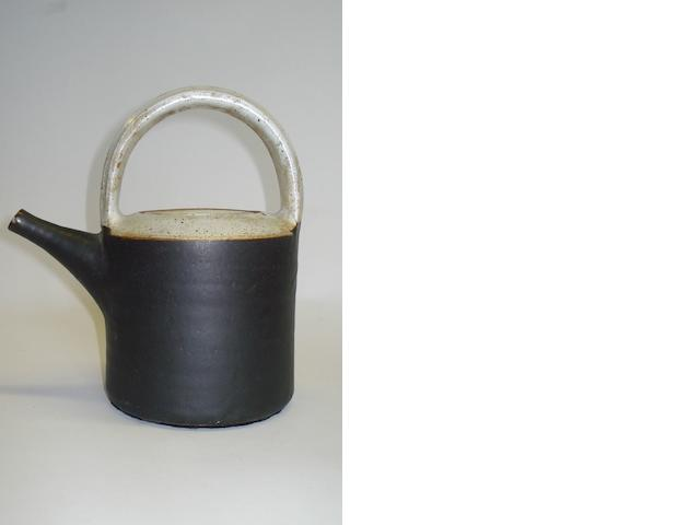 A Joanna Constantinidis tea kettle and cover