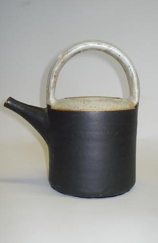 A Joanna Constantinidis tea kettle and cover