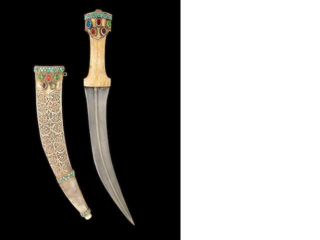 A Bukhara Dagger