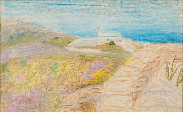 Winifred Nicholson (British, 1893-1981) Matala