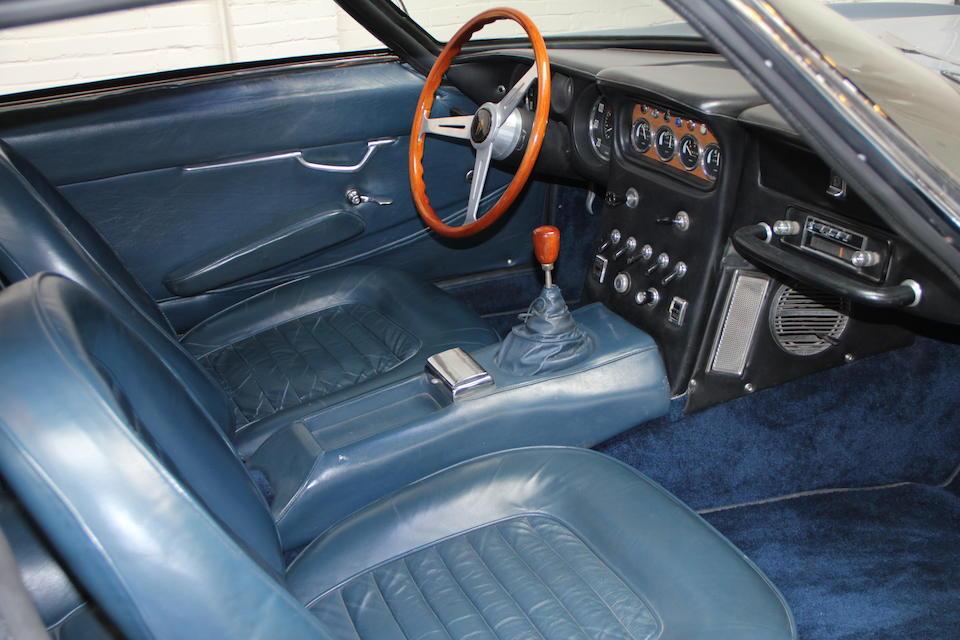 1967 Lamborghini 400GT 2+2 Coupé  Chassis no. 0793 Engine no. 0767