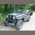 1947 Willys CJ2A,