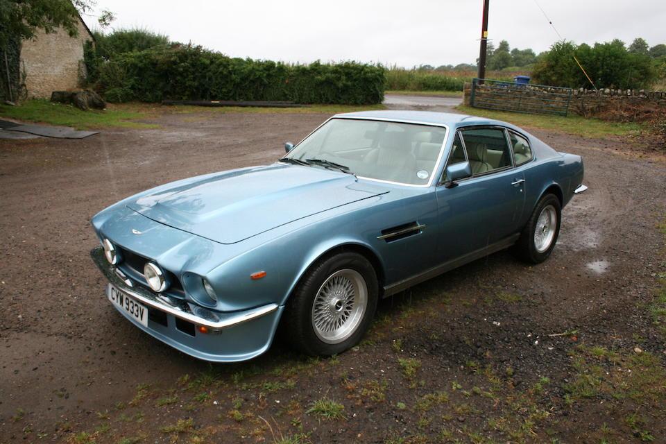 1979 Aston Martin V8 Vantage  Chassis no. V8/VOR/12194 Engine no. V/540/2194/V