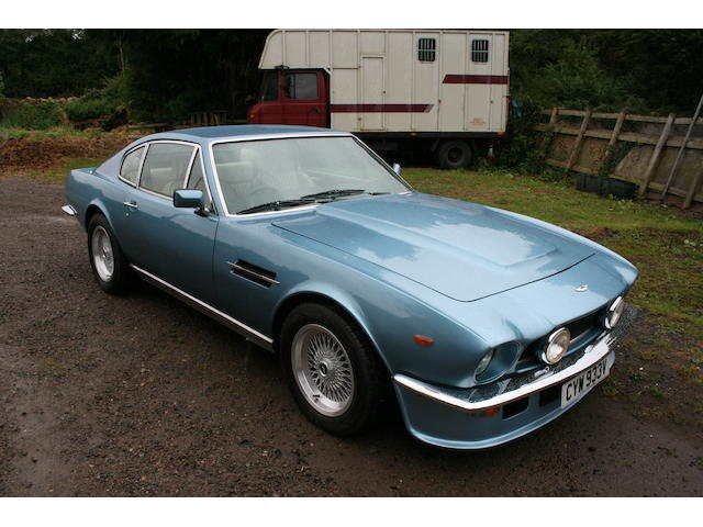 1979 Aston Martin V8 Vantage,